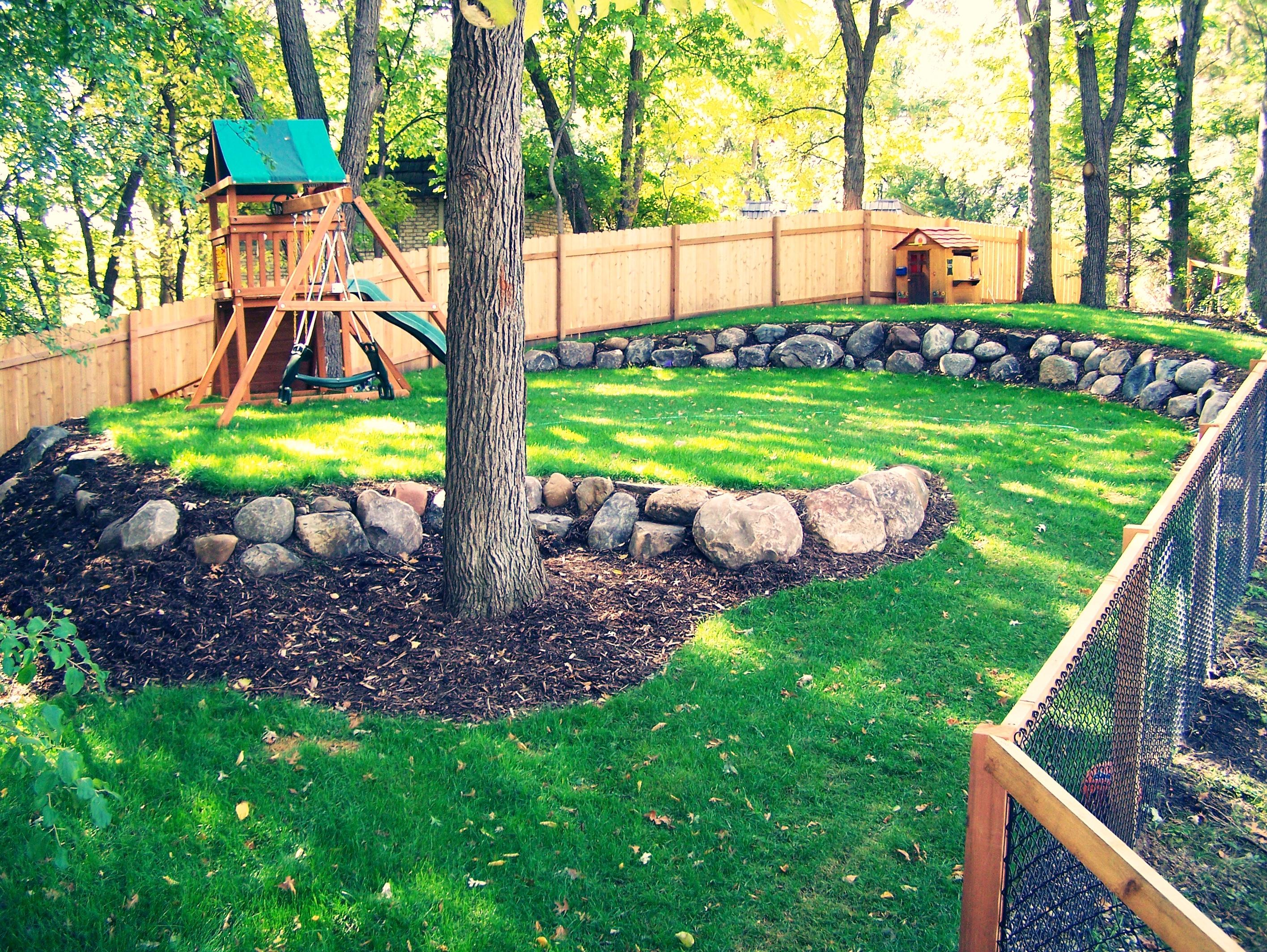 Kid-Friendly Landscape Design Ideas - Great Goats ...