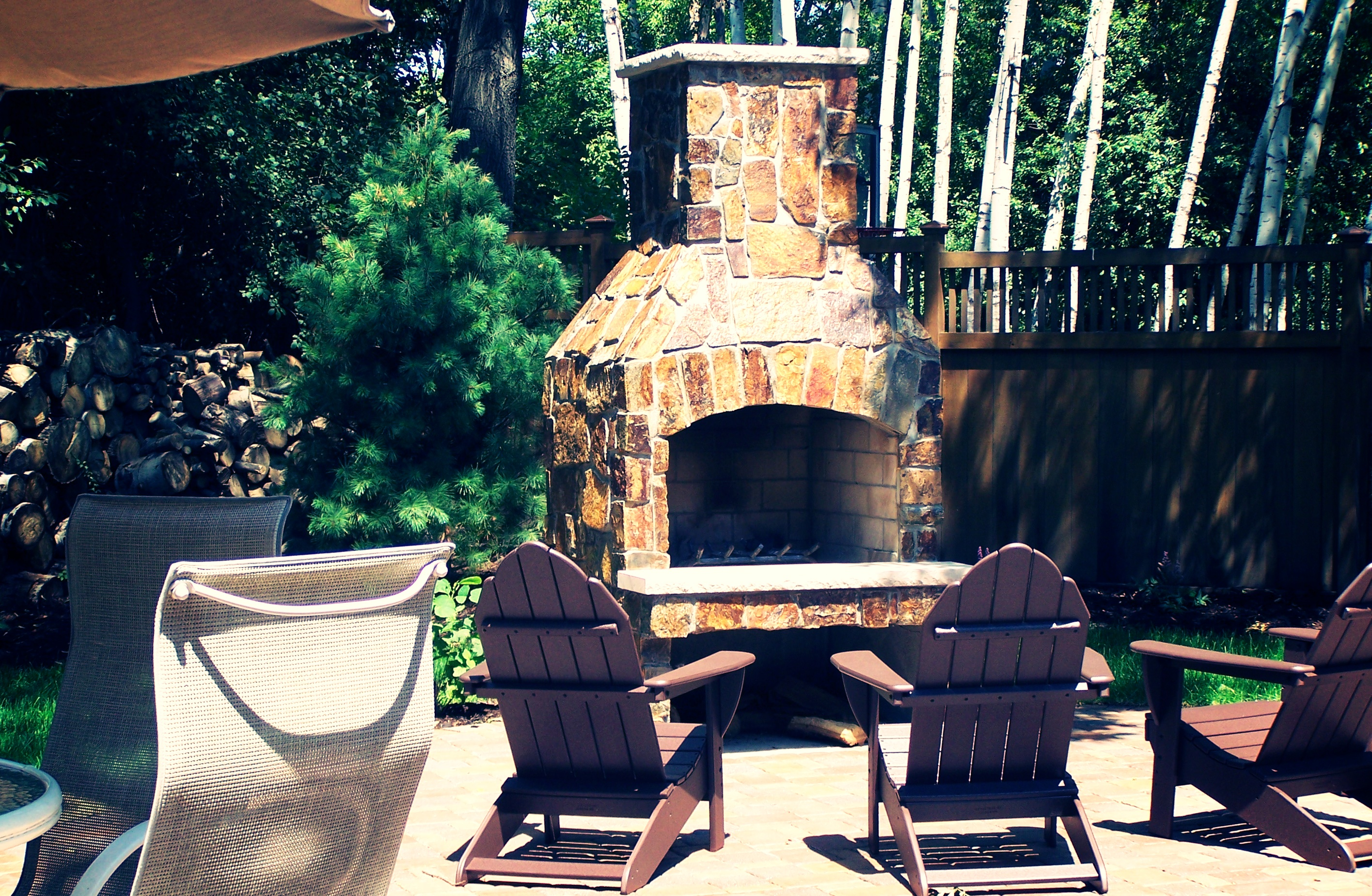 Outdoor Fire Pits Great Goats Landscapinggreat Goats