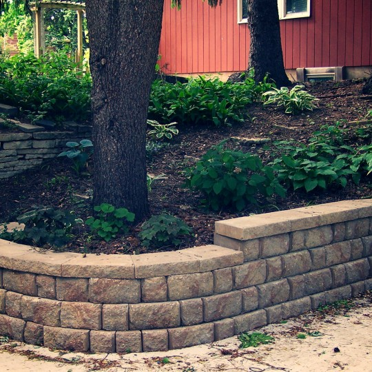 retaining-wall-highland-stone-golden-valley-mn